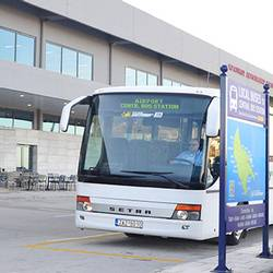 Ktel Bus Service to the Airport